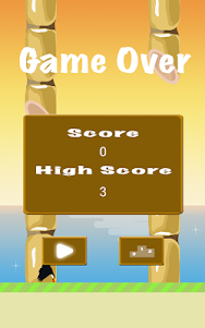 Flappy Rio 1.2.1 screenshot 8