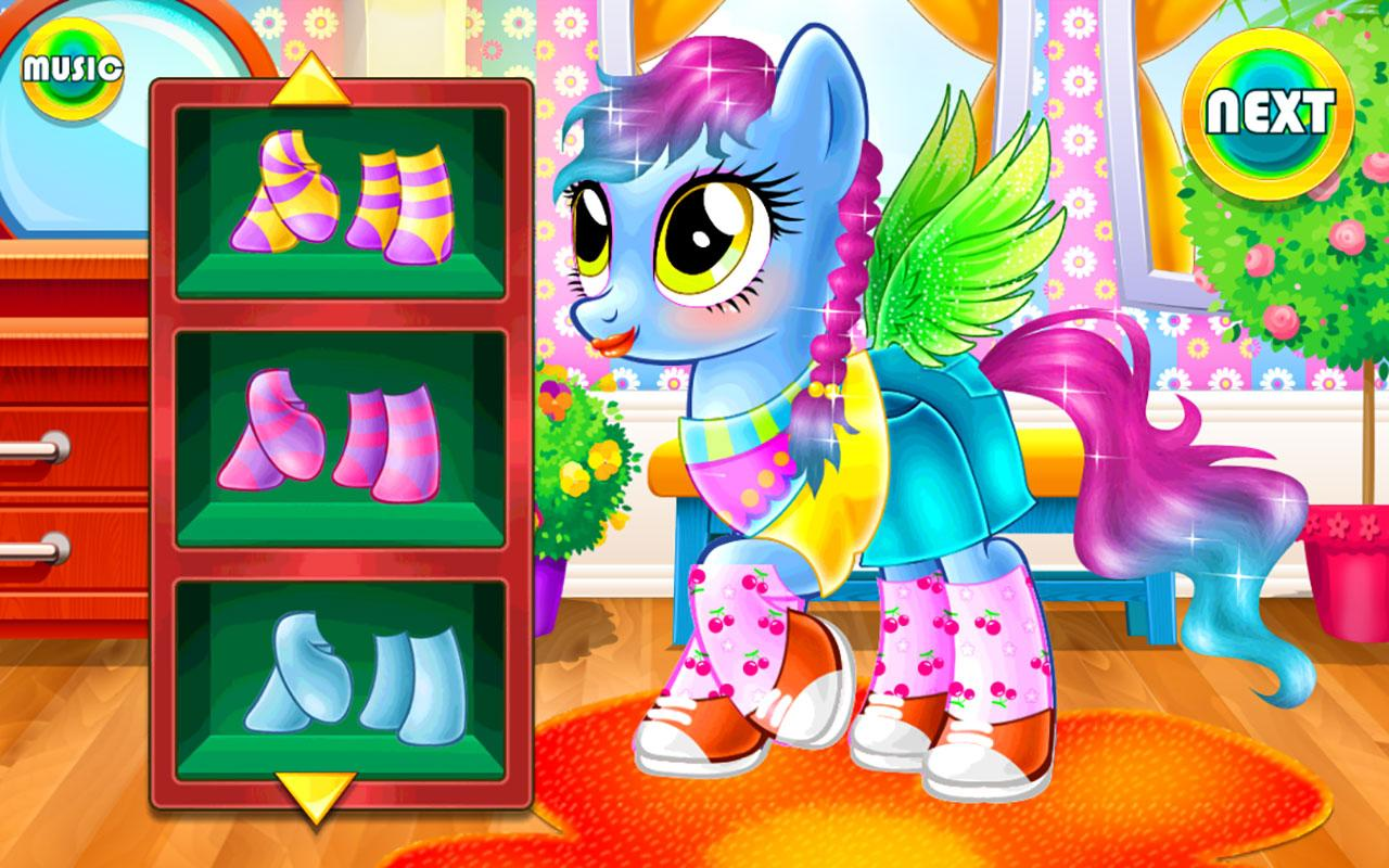 Pony Beauty 10 Apk Download Android Simulation Games