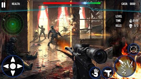 Yalghar The Revenge of SSG Commando shooter 1.0 screenshot 1