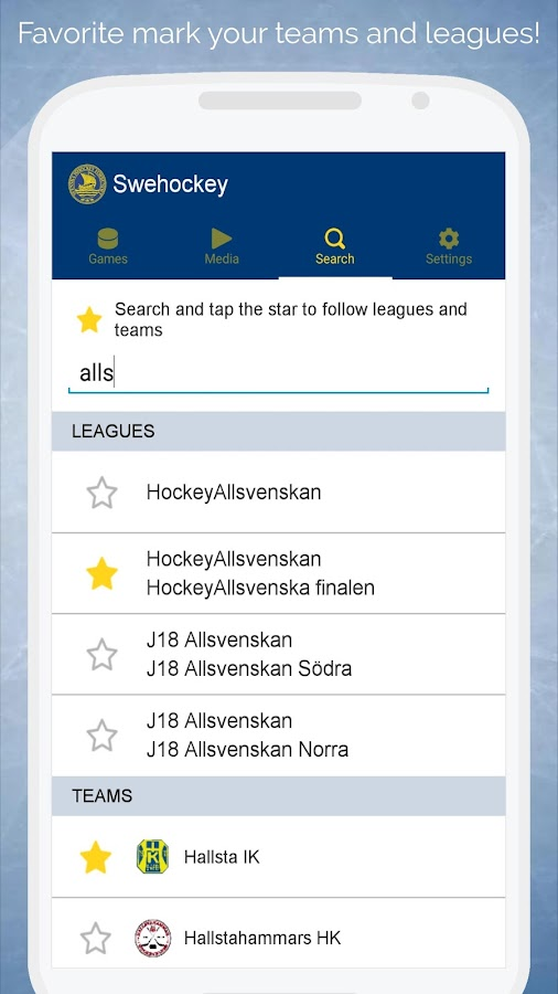 Swehockey 3.0.1 APK Download - Android Sports Games 6ef5647924d7b