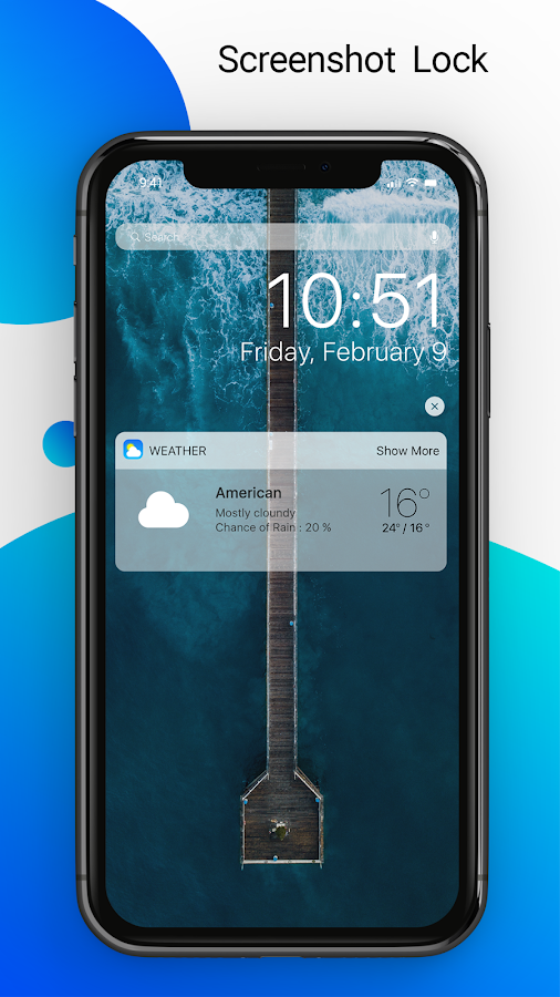 Lock Screen I O S 12 9 0 APK Download - Android Entertainment Apps