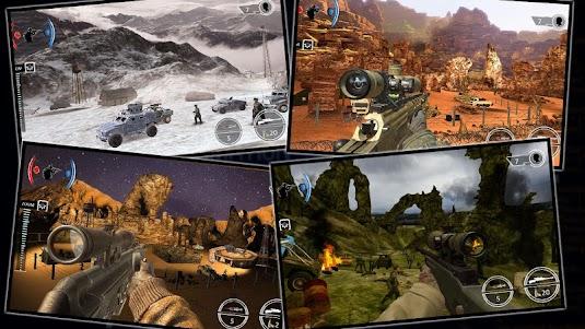 Mountain Sniper Shooting: 3D FPS 7.6 screenshot 8