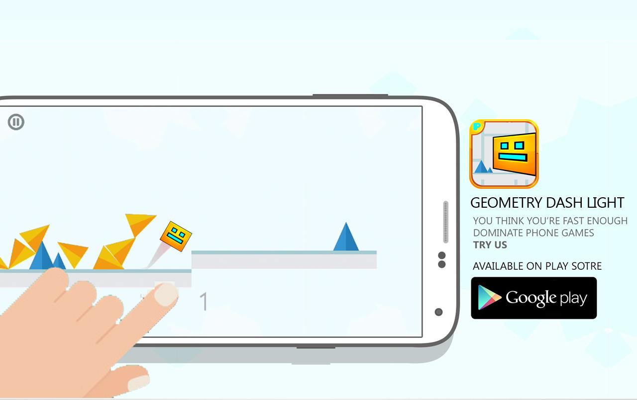 google play geometry dash