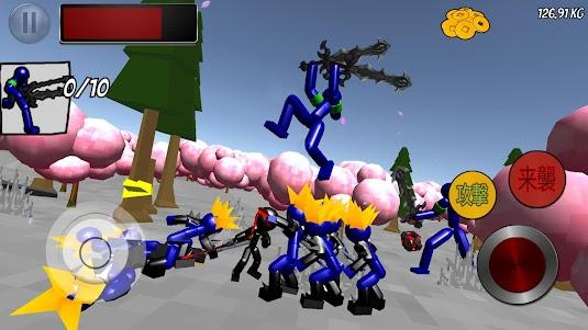 Stickman Ninja Fighting 1.04 screenshot 4