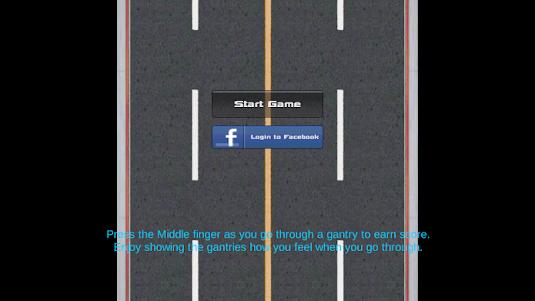 Gantry Racer 1.1 screenshot 1