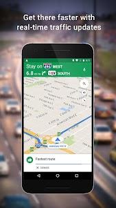 Maps - Navigation & Transit  screenshot 1