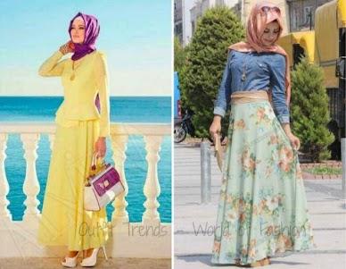 Hijab Fashion Style Ideas 1.0 screenshot 1