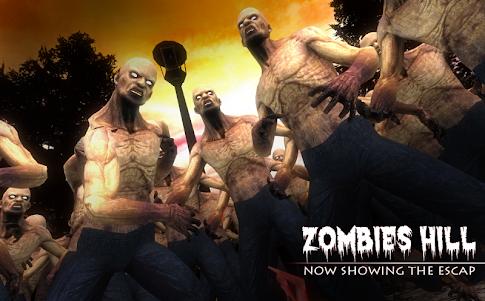 Zombies Hill 1.0 screenshot 4