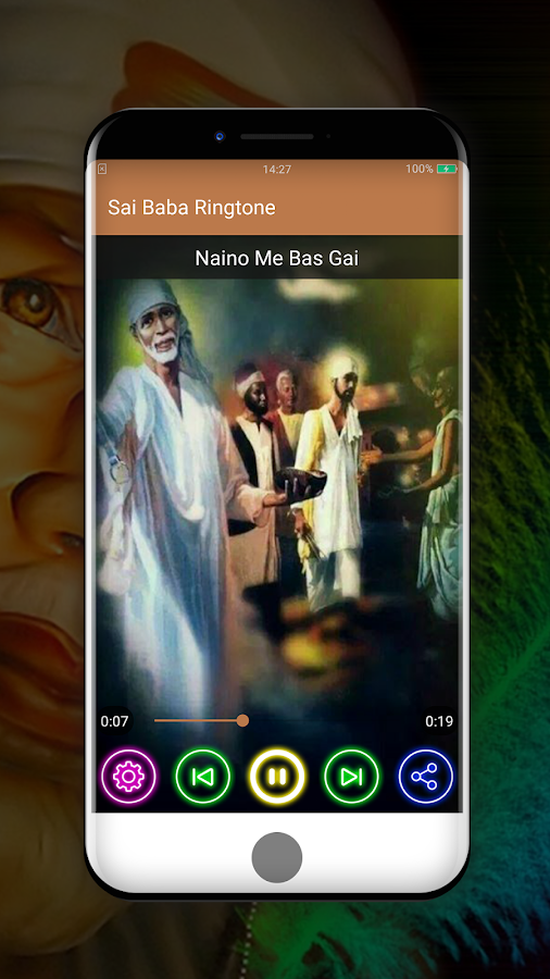Sai Baba Ringtone & Wallpaper 9 0 APK Download - Android 音乐与音频应用