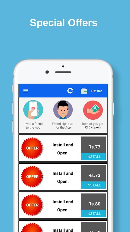 Daily Paytm Money - true 7 0 APK Download - Android