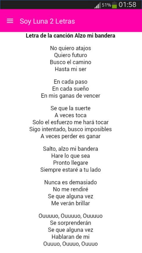letra de la cancion připojení nahoru nabídka nissim en español