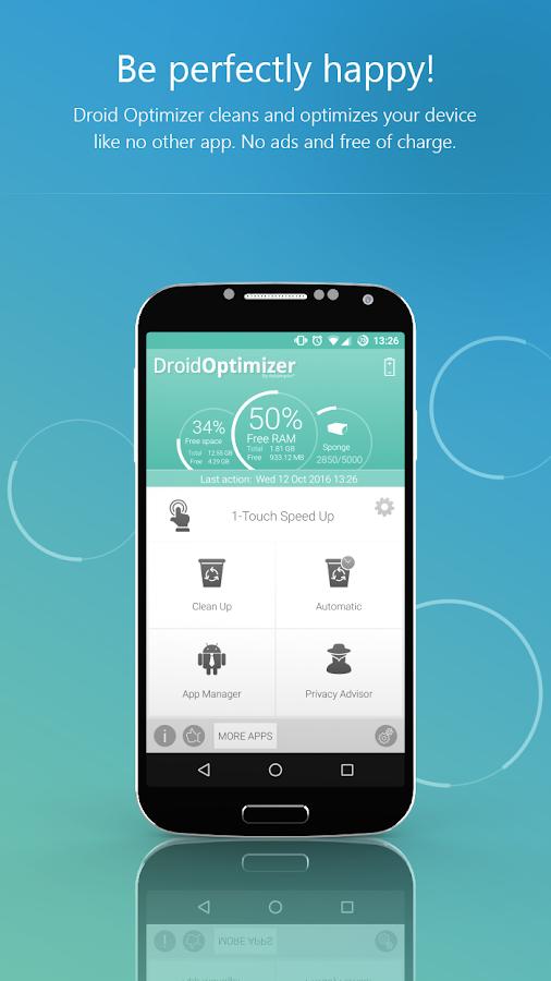 contacts optimizer apk download