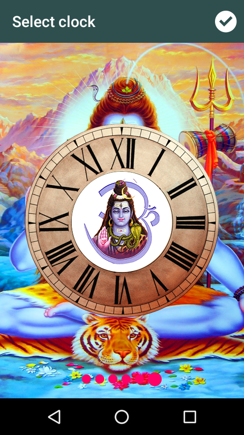 Shiv Ji Clock Live Wallpaper 18 Apk Download Android