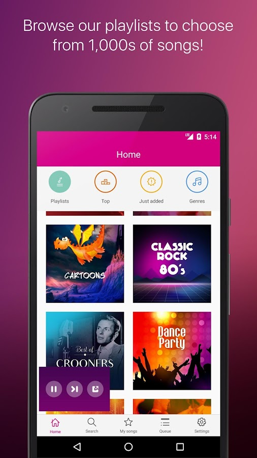 com recisio kfandroid APK Download - Android Music & Audio Apps