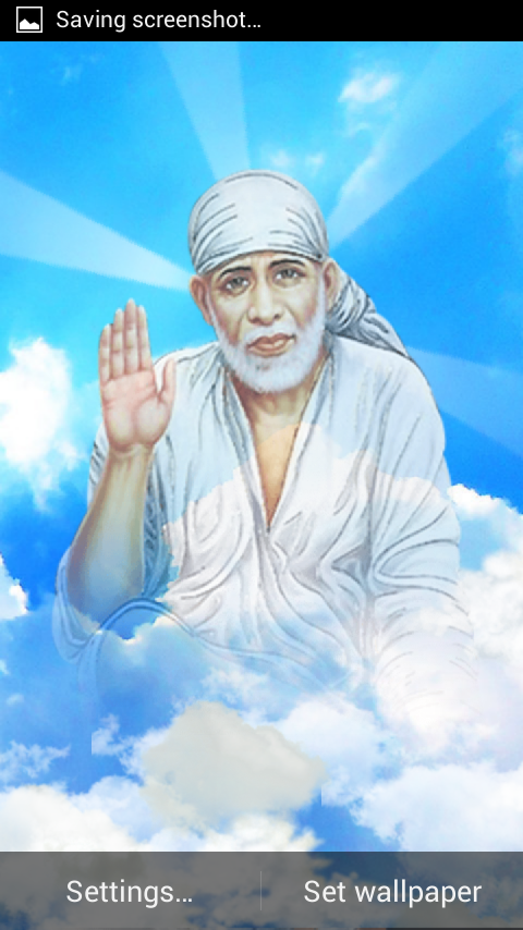 Sai Baba Live Wallpaper 401 Apk Download Android Entertainment Apps