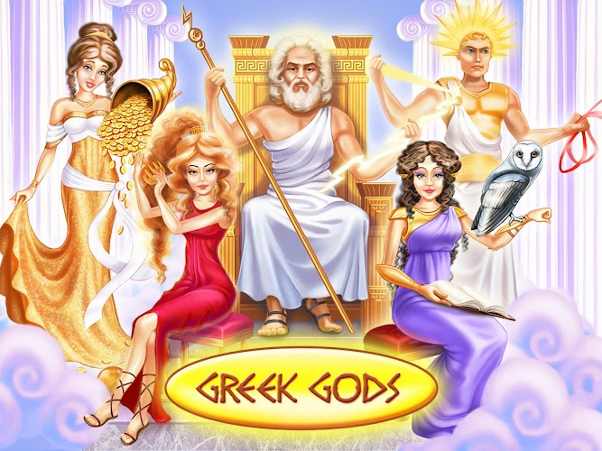 Greek Gods 1 0 3 Apk