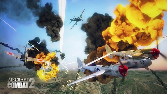 Aircraft Combat 2:Warplane War 1.0.1 screenshot 13