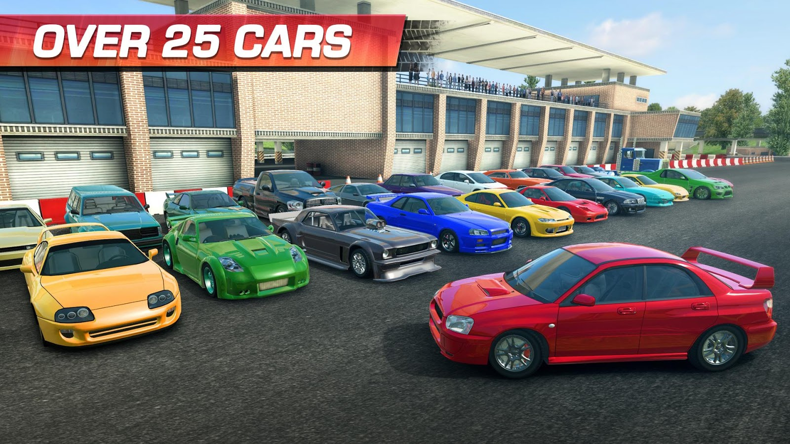 Real Racing 3 Ready for Android