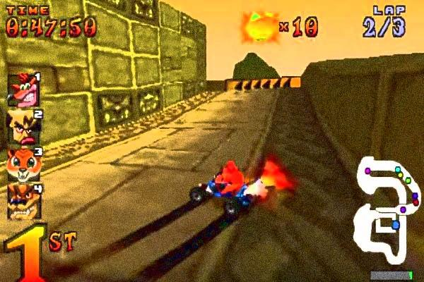 New CTR Crash Team Racing Tips 1 0 APK Download - Android