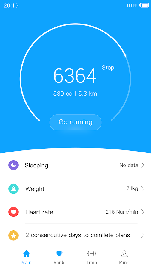 DroiHealth 3 2 26 0712 APK Download - Android Health & Fitness Apps