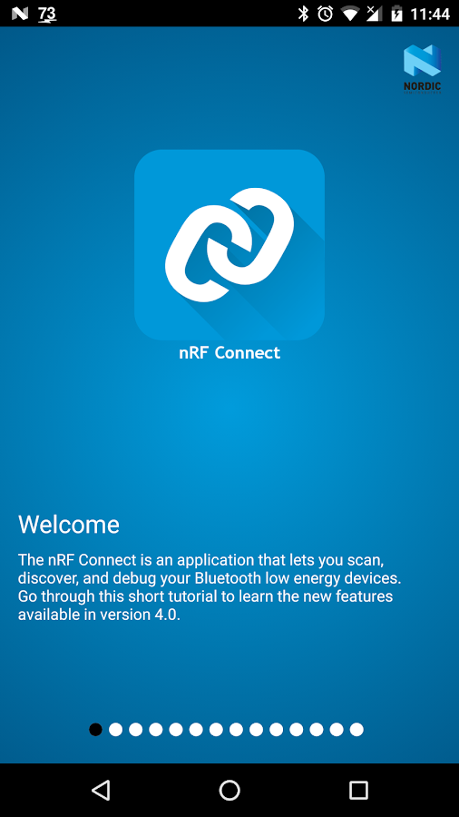 nRF Connect for Mobile 4 22 3 APK Download - Android Tools Apps