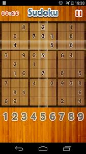 Sudoku Deluxe - Free Sudoku 1.0 screenshot 3