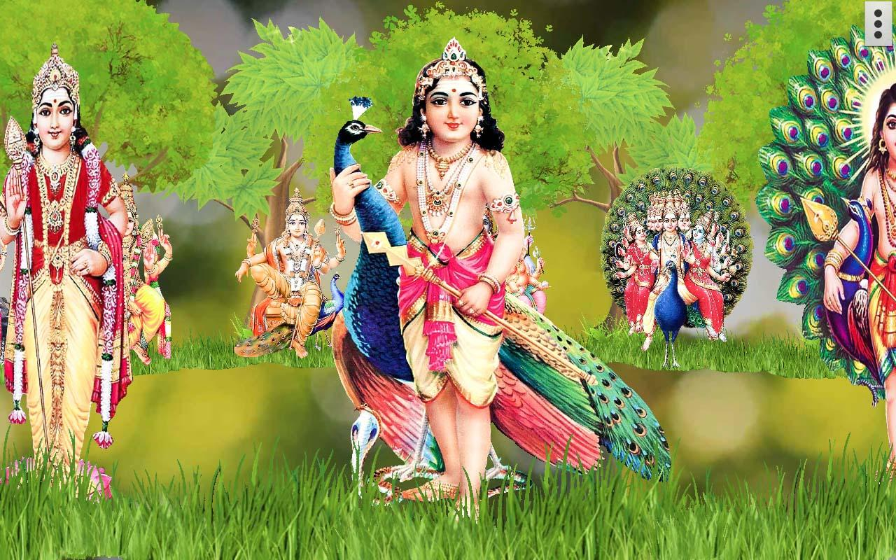 4d lord murugan live wallpaper 31 screenshot 3
