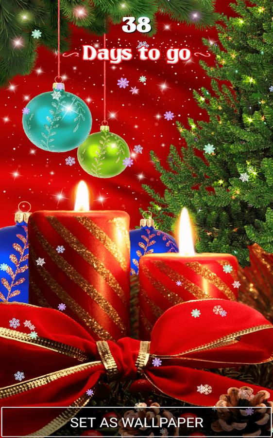... Christmas Countdown Wallpaper 1.5 screenshot 6 ...