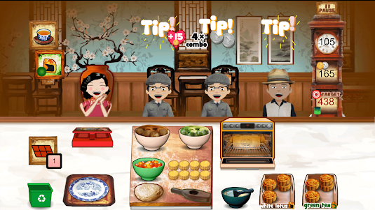 Mooncake Shop Mini Bake Tycoon 1.10.5 screenshot 5