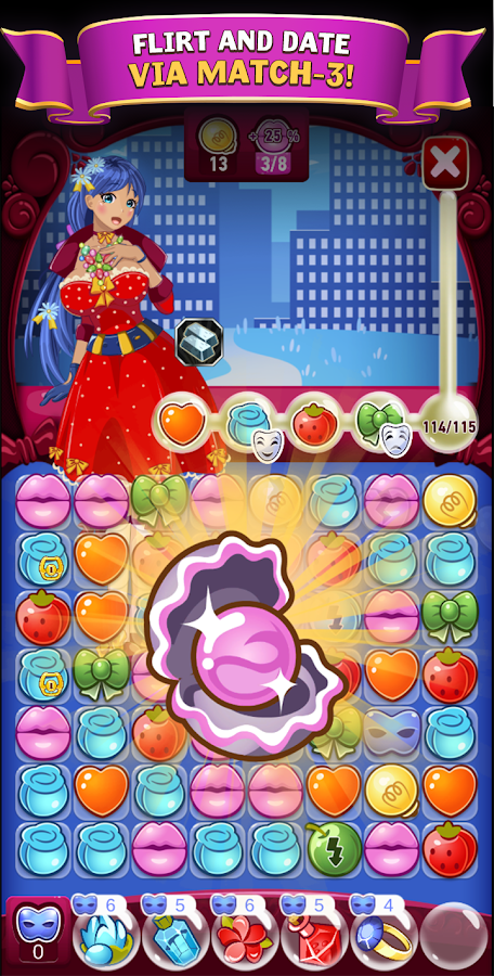 Dating-Spiele Android apk