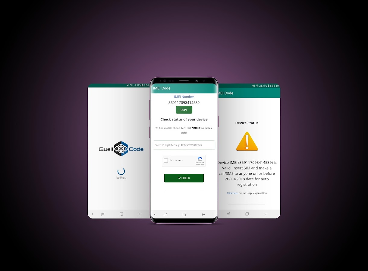 IMEI Checker PTA (Pakistan) 1 0 APK Download - Android