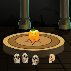 Halloween Pumpkin Room Escape 2.0.0 screenshot 1