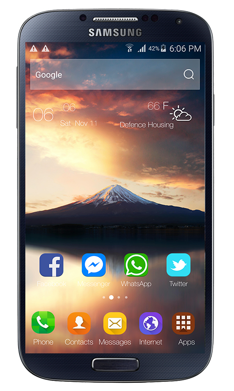 Launcher Samsung Galaxy S8 Theme 1 0 0 APK Download