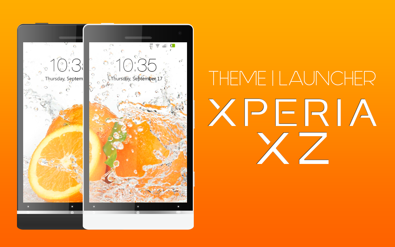 Theme For Xperia XZ 1 0 2 APK Download - Android