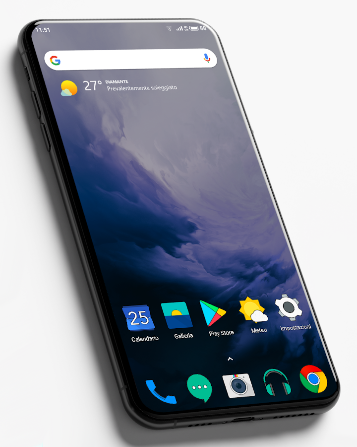 OXYGEN - ICON PACK 13 0 APK Download - Android