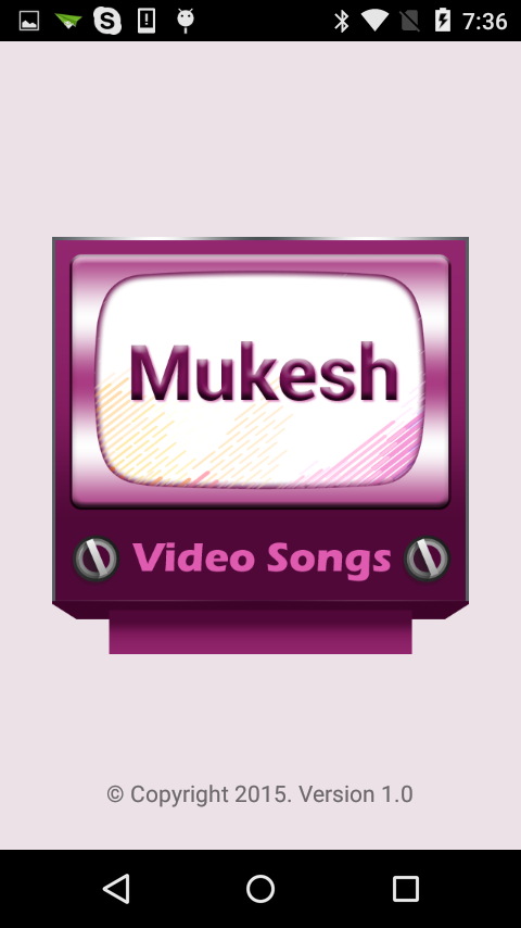Mukesh Video Songs 1 0 APK Download - Android Entertainment Apps