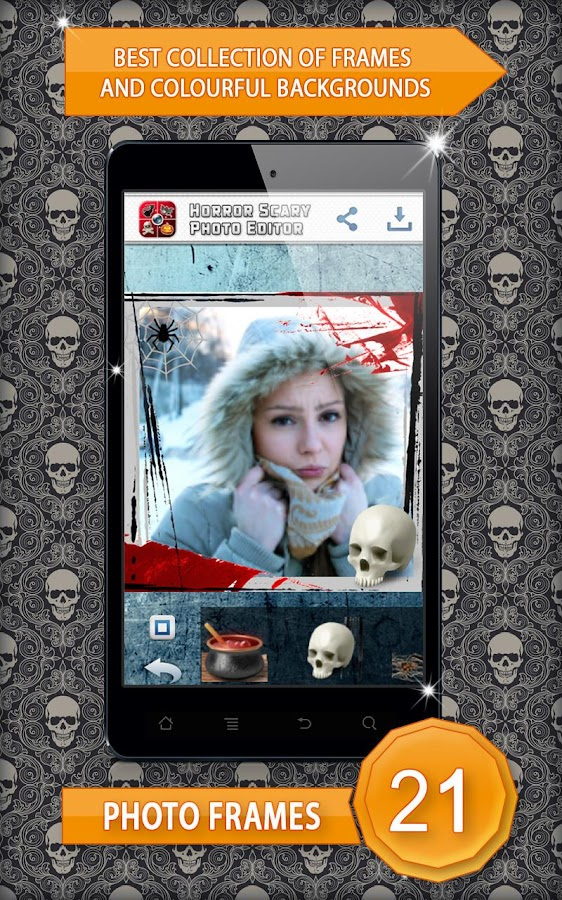 Horror Scary Photo Editor 60 Apk Download Android Photography Apps