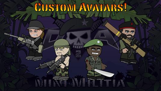 Doodle Army 2 : Mini Militia 5.3.7 screenshot 10