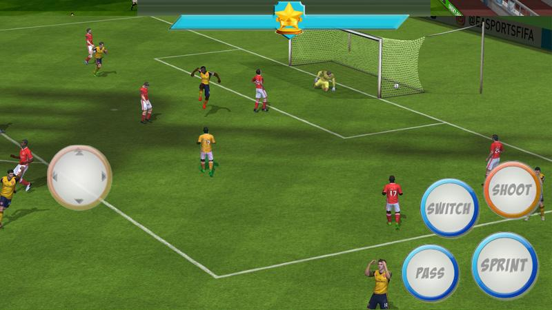 Dream League Soccer 4D Beta 2 1 APK Download - Android Sports Games