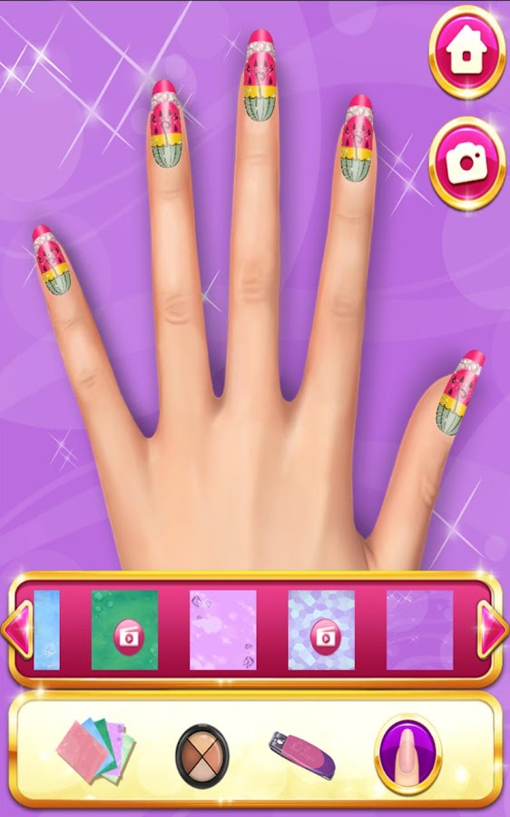 Fancy Nail Shop - Beauty Salon 1.1.0 APK Download - Android Casual Games