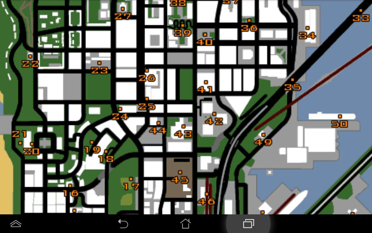San Andreas Cheats And Maps 2 8 Apk Download Android