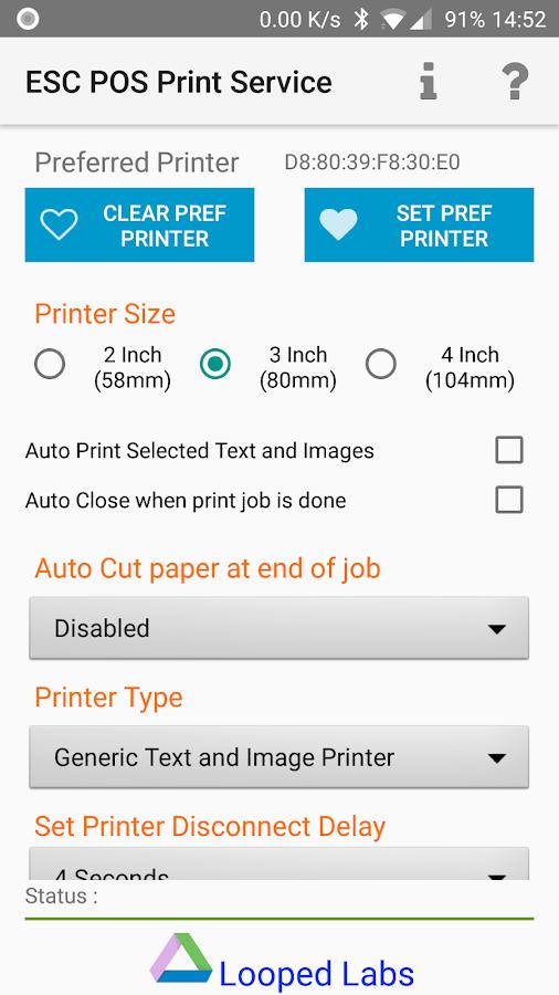 ESC POS Bluetooth Print Service 2 0 6 APK Download - Android