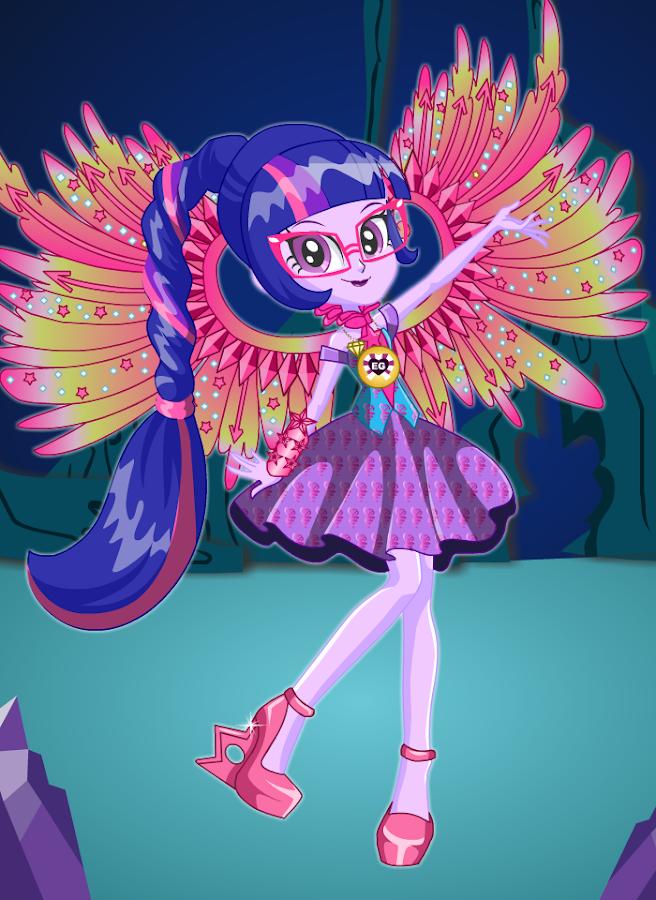 Legend of Everfree Fluttershy Rarity Rainbow Dash 1 APK Download