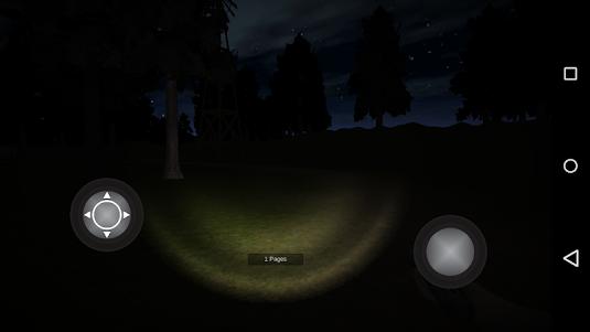 Slenderman Watching 1.0 screenshot 3