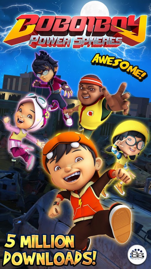 Power Spheres By Boboiboy 1320 Apk Download Android Puzzle Games