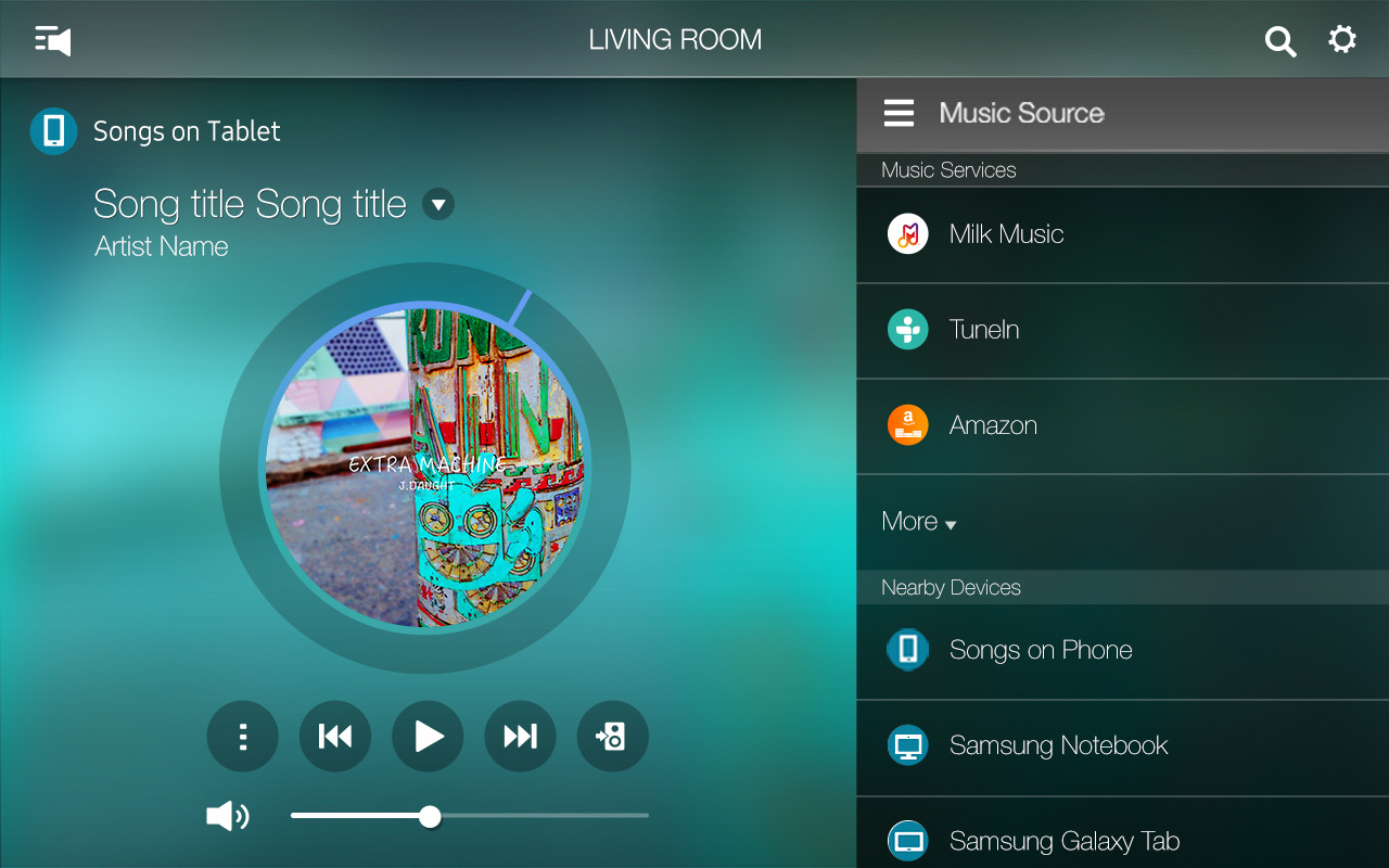 Wireless Audio Multiroom (Tab) 3 2 19 APK Download - Android