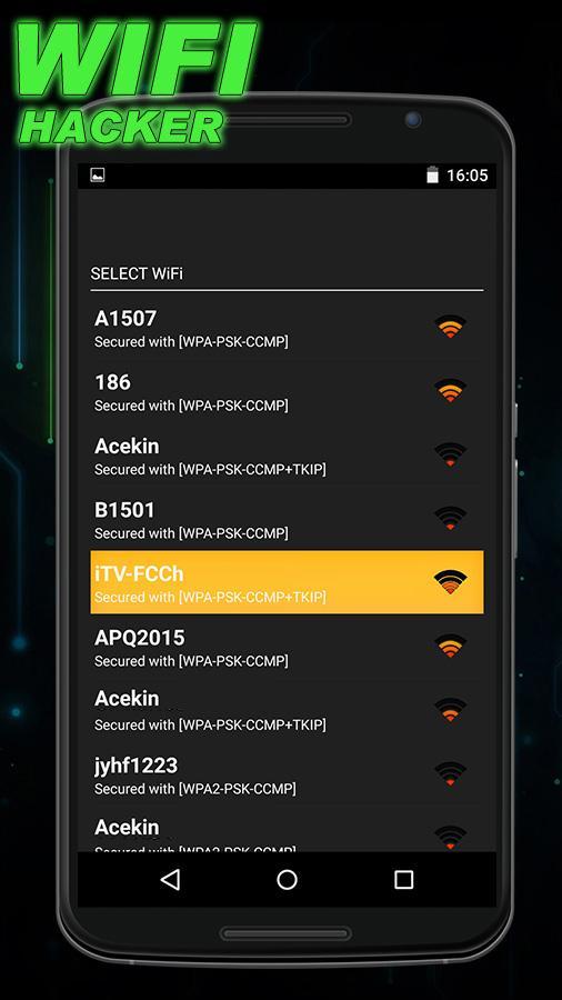 wifi hacking apk 100 working
