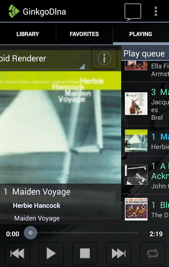 how to play dlna on android