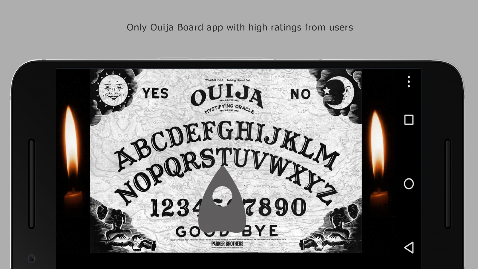Ouija Board PRO 6 1 APK Download - Android Board Games