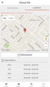 JG BeautyPro App 1.0.0 screenshot 1